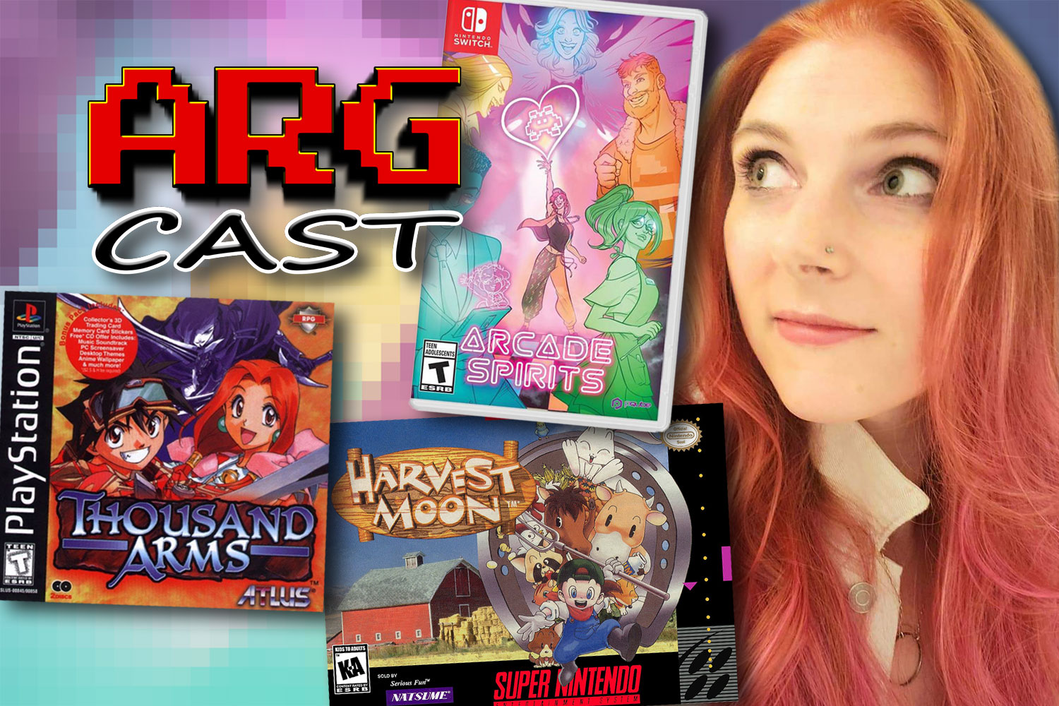 ARGcast #206: Dating in Video Games w/ Aenne Schumann