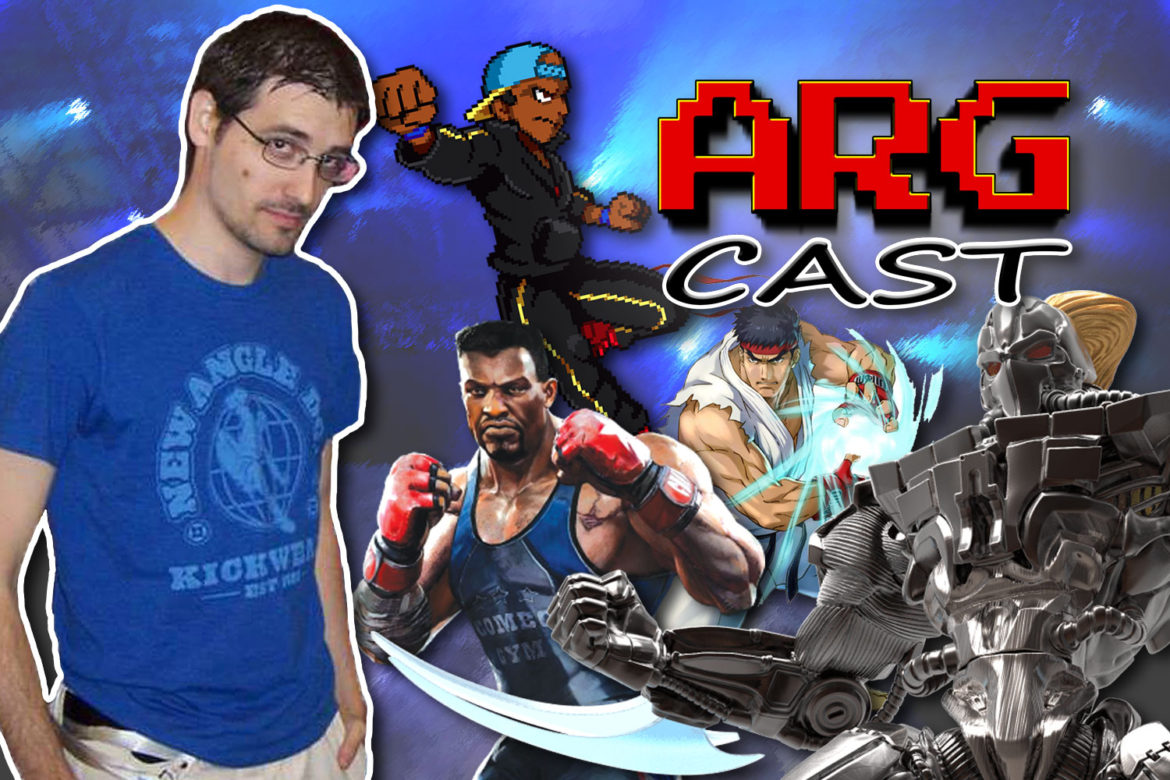 ARGcast Mini #41: EVO 2020, Rollback Netcode, and the FGC w/ Keits