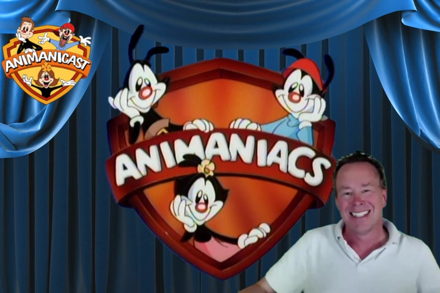 "Animanicast 178- ""Those Are the Facts!"" Dispelling Animaniacs Rumors with Creator Tom Ruegger"