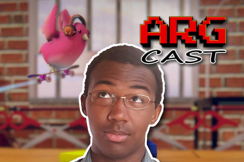 ARGcast Mini #42: SkateBIRD, Indie Games Culture w/ Xalavier Nelson Jr.