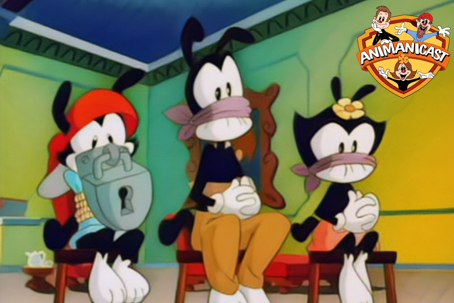 Exclusive Animaniacs Reboot News