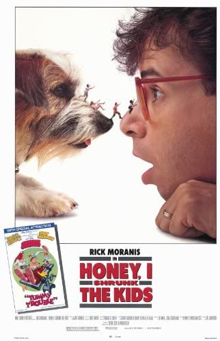 Honey, Shrunk the Kids