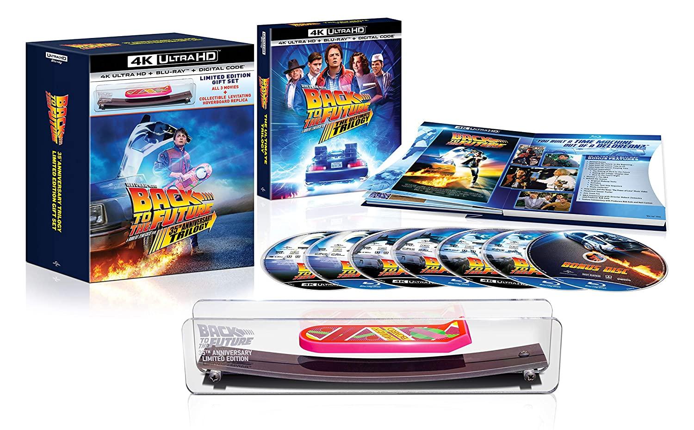 Back to the Future 4k box set