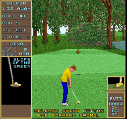 Golden Tee Game