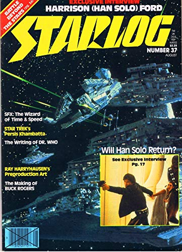 Starlog August 1980