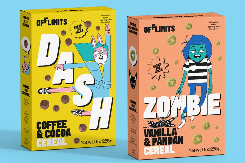 zombie cereal