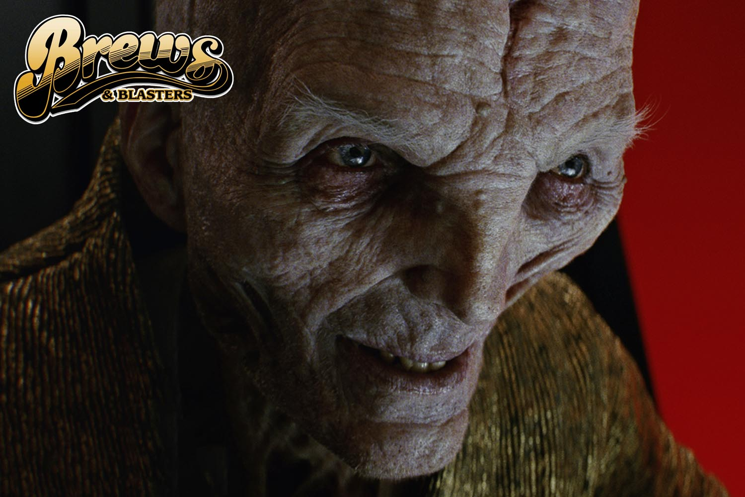 From a Sam & Joe's special to a very special look at our man Snoke, the only thing that's not on our plate in this episode is a boring time! Let's get weird, friends! This week we're analyzing Snoke's soft face, telling legendary stories from Dolph Lundgren, analyzing the Star Wars film delays, and a heaping bowlful of food talk and NeedEm GotEm. Let's go, Warheads! The Star Wars party starts NOW! It's time for Brews and Blasters.
