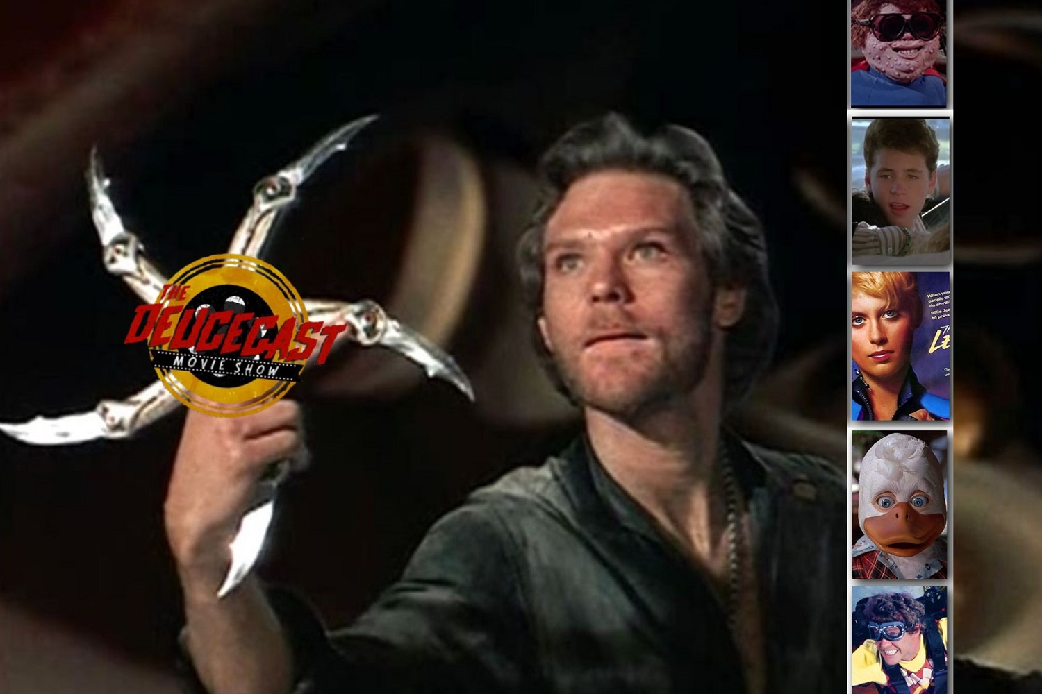 The Deucecast Movie Show #444: The Best of the Worst 1980s