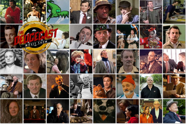The Deucecast Movie Show #445: The Bill Murray Big Bracket
