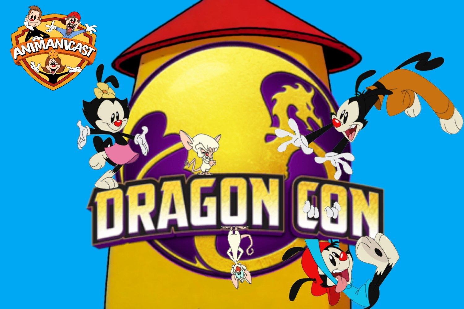 Animaniacs Reboot Panel at Dragon Con 2020