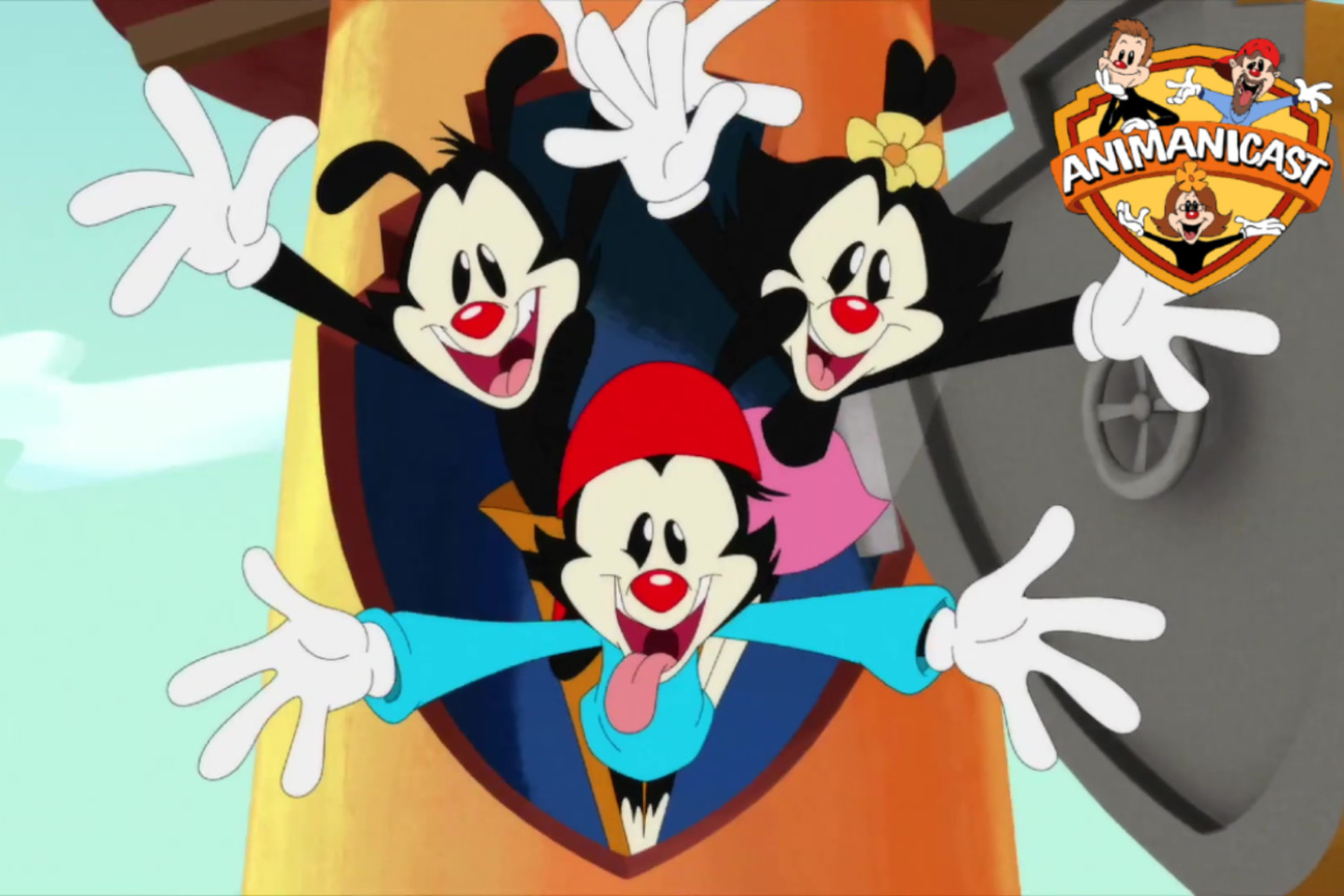 Animaniacs Reboot Teaser Trailer Discussion