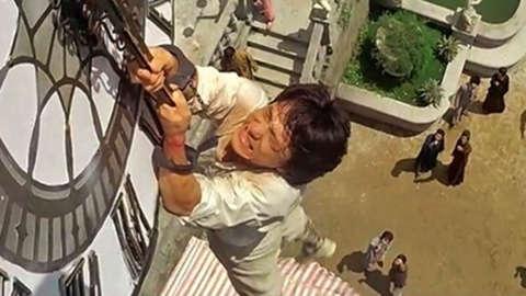 Jackie Chan Stunt