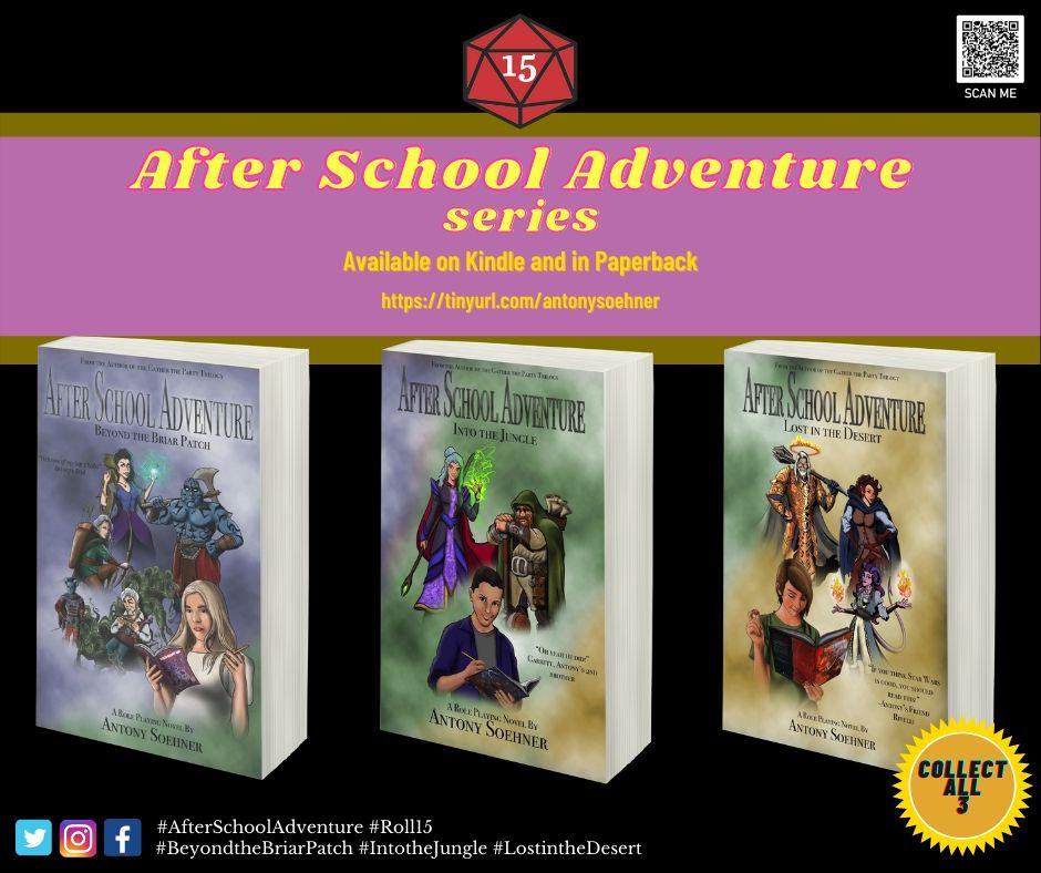 After School Adventure Series