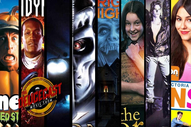 The Deucecast Movie Show #453: Halloween Guilty Pleasures