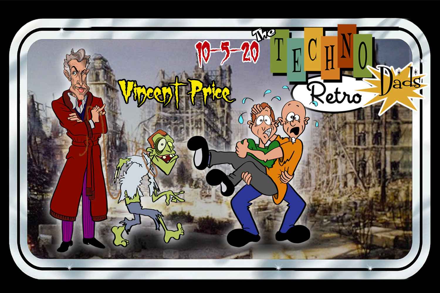 TechnoRetro Dads: The Price is Fright