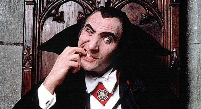 The Night Dracula Saved the World