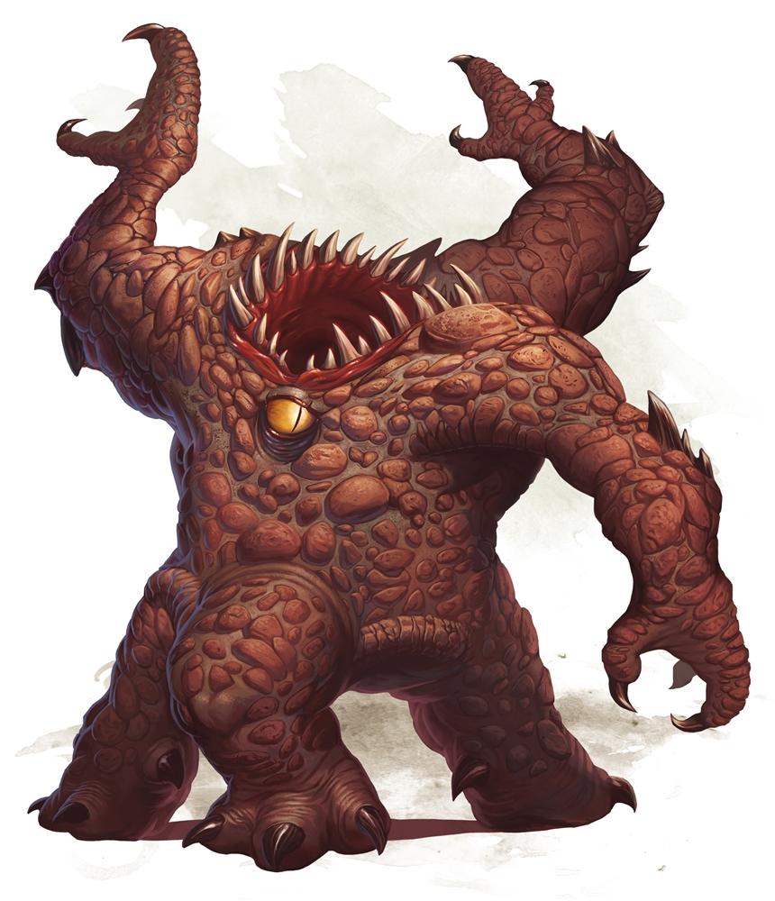 Xorn monster