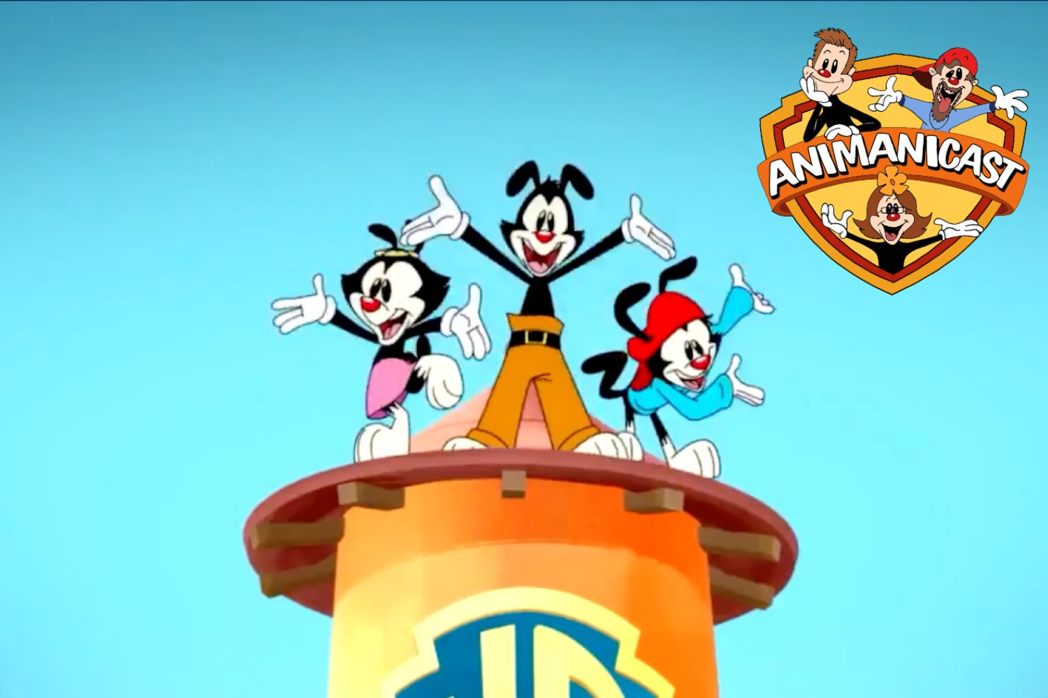Animaniacs Reboot Episode 1