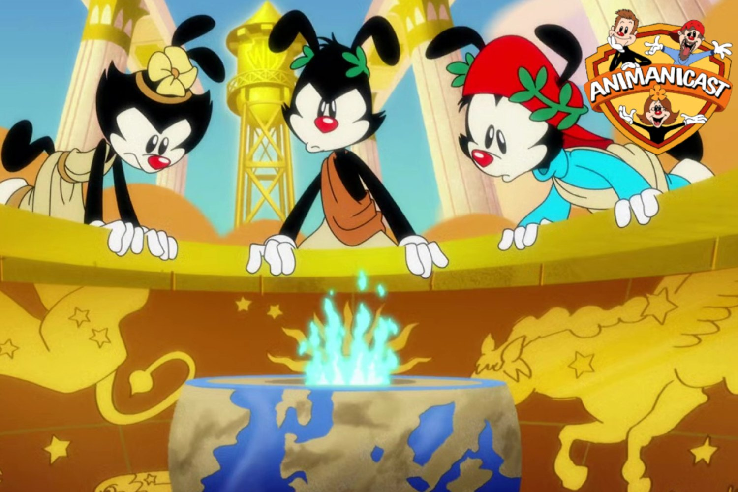 Animaniacs Reboot Episode 2