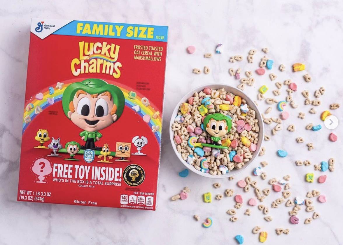 Lucky Charms Toys