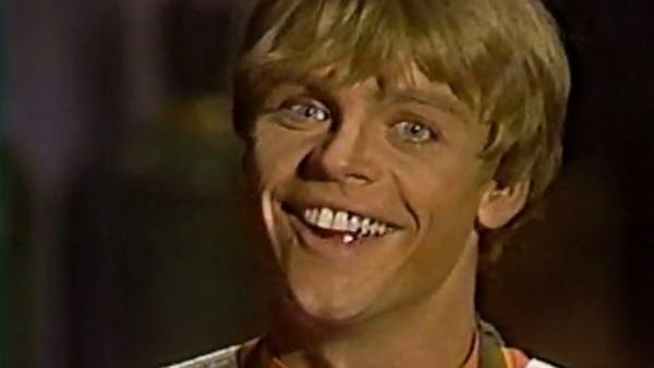 Star Wars Holiday Special Happy Luke