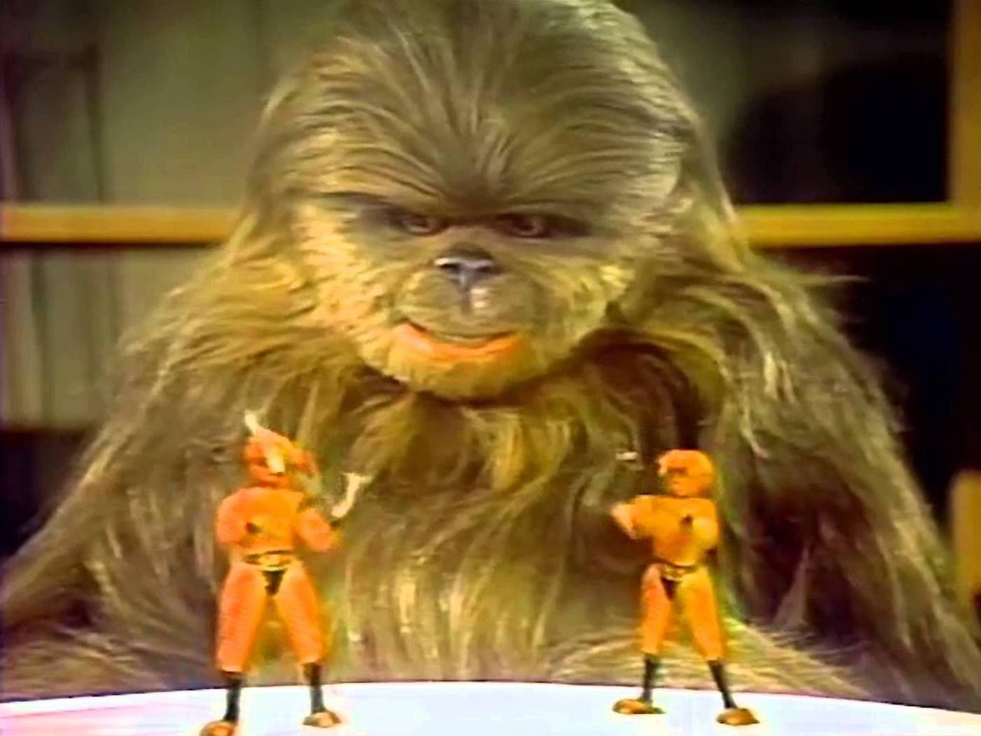 Star Wars Holiday Special Lumpy