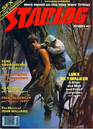 Starlog November 1980