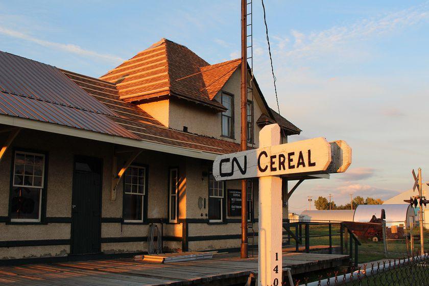 Village of Cereal
