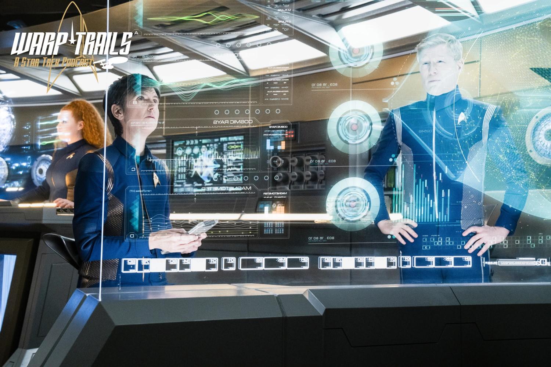 Warp Trails - Discovery - 0305 - Die Trying - Star Trek