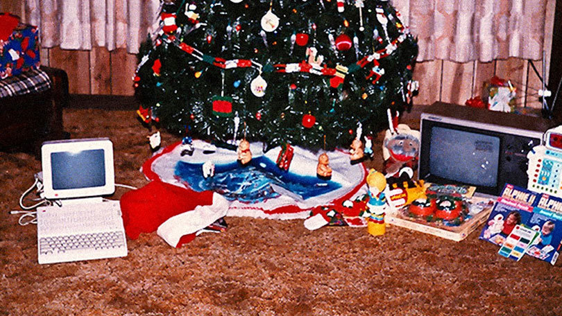 Christmas in the 80s