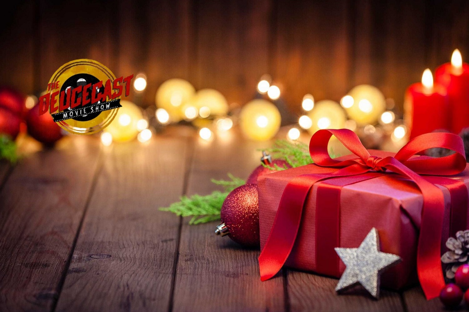 The Deucecast Movie Show #461: Christmas Movie Gifts 2020