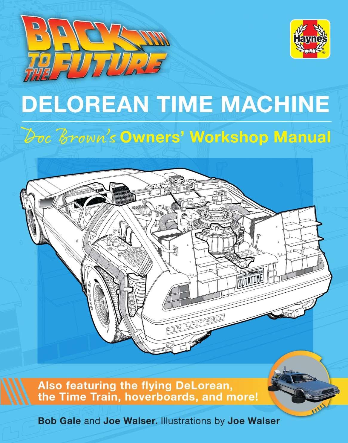 Delorean Owner's Manual