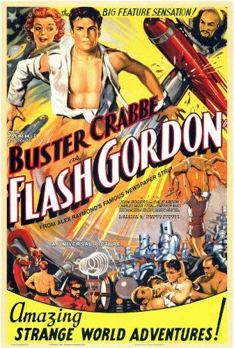 Flash Gordon Buster Crabbe