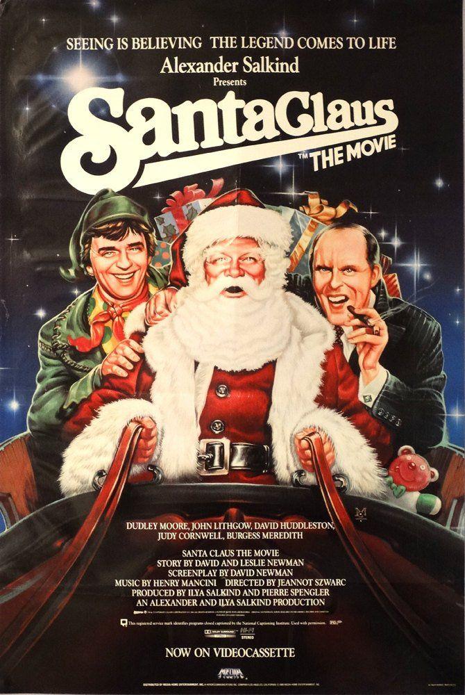 Santa Claus the Movie Poster