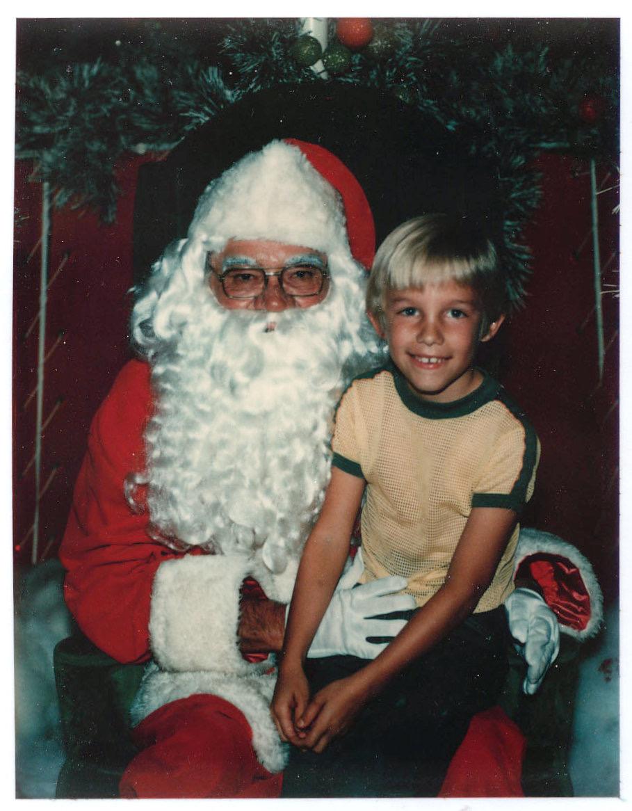 Santa and Jay