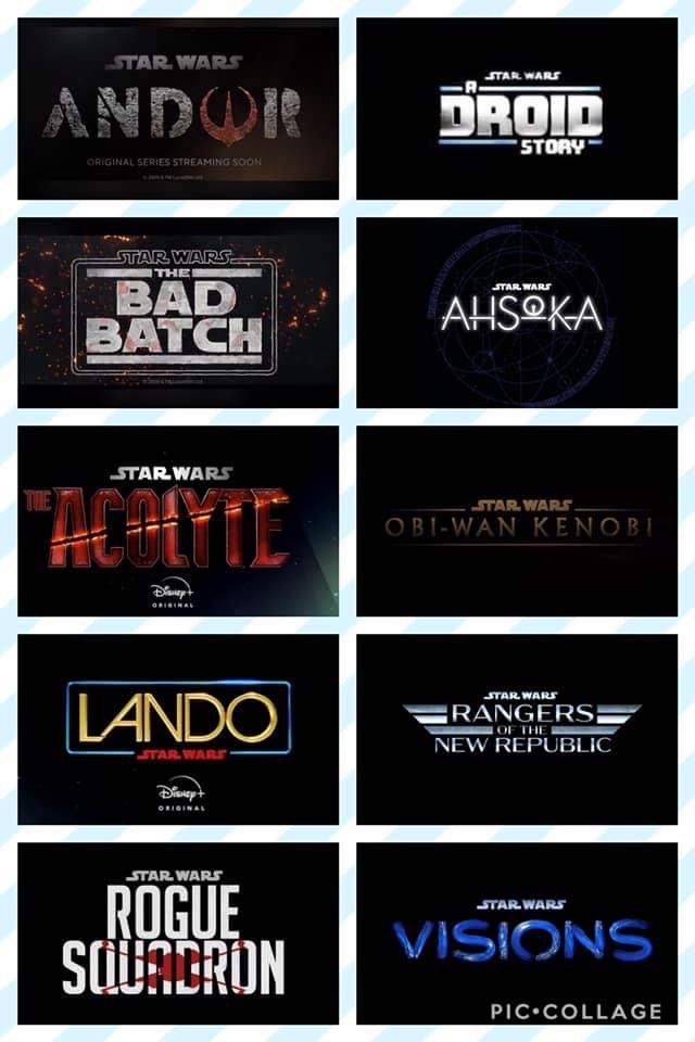 Star Wars New Projects