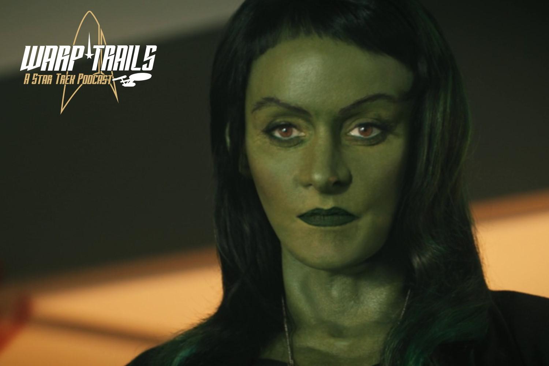 Warp Trails - Discovery - The Sanctuary 0308 - Star Trek