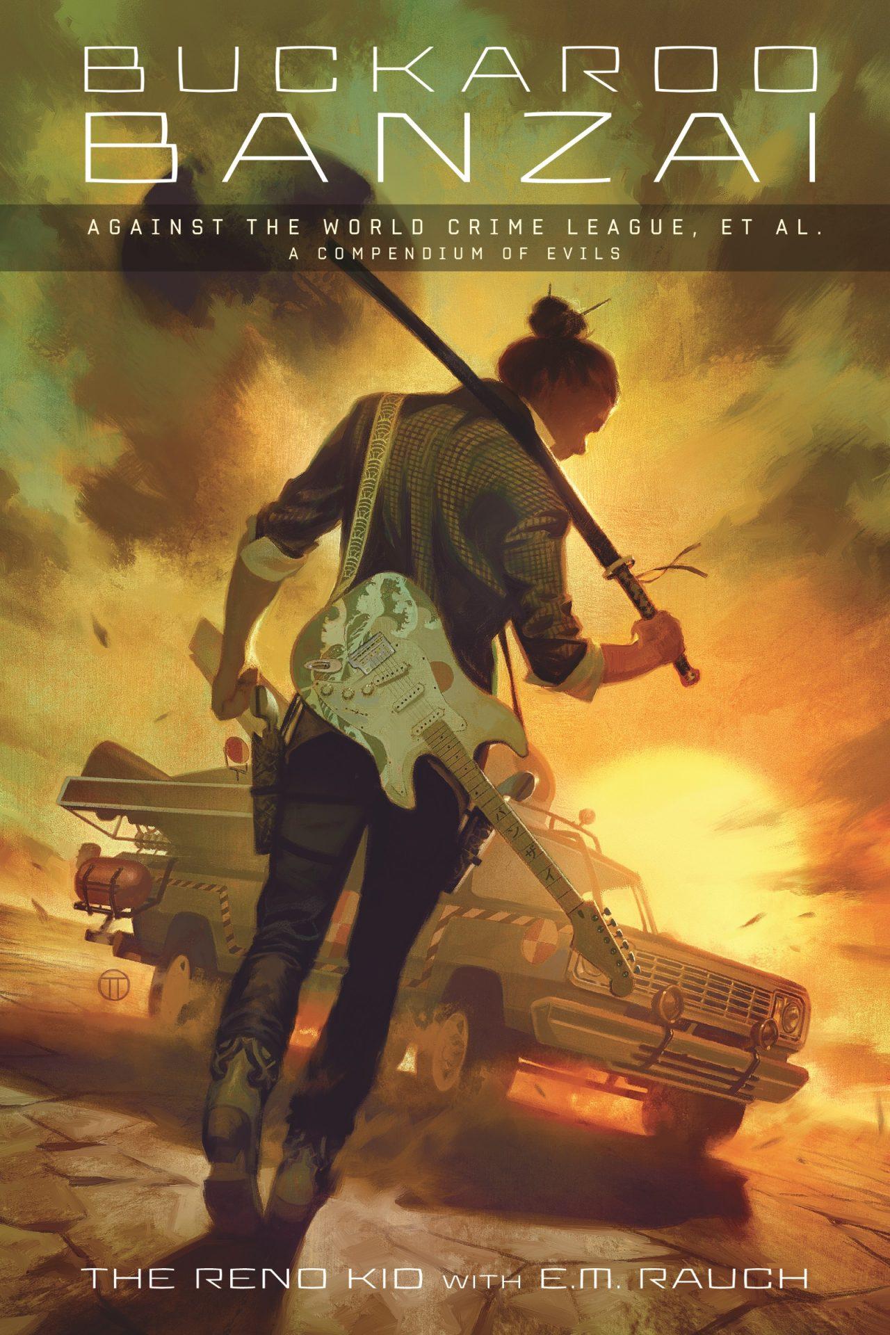 Buckaroo Banzai Sequel Novel