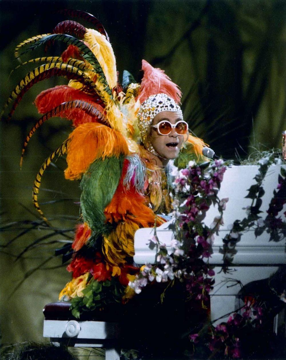 Elton John Muppets