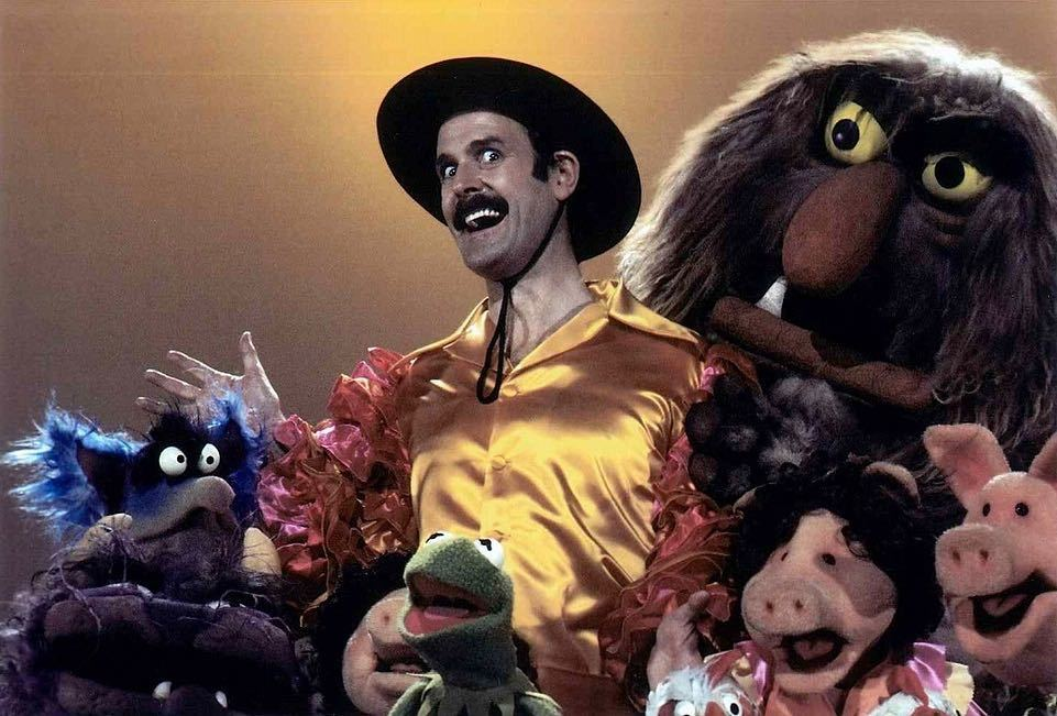 John Cleese Muppets