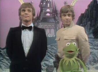 Mark Hamill Muppets