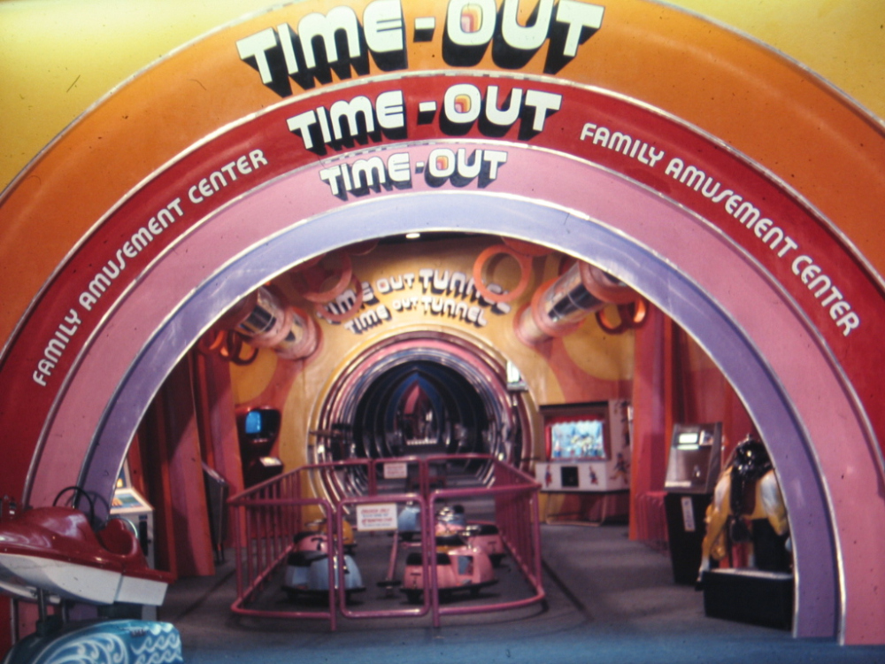 Time Out Arcade