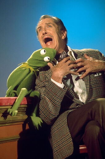 Vincent Price Muppets