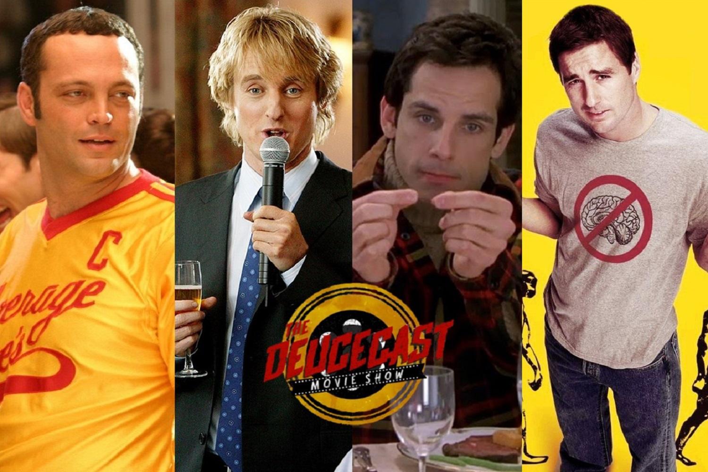 The Deucecast Movie Show #467: The Frat Pack Tournament