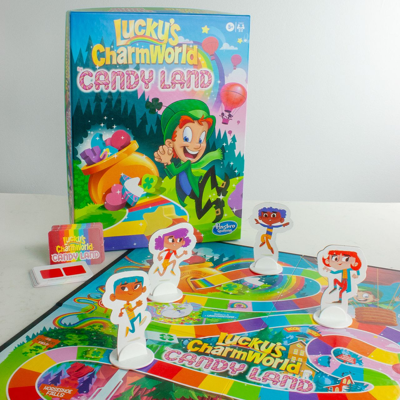 Lucky Charms Candy Land
