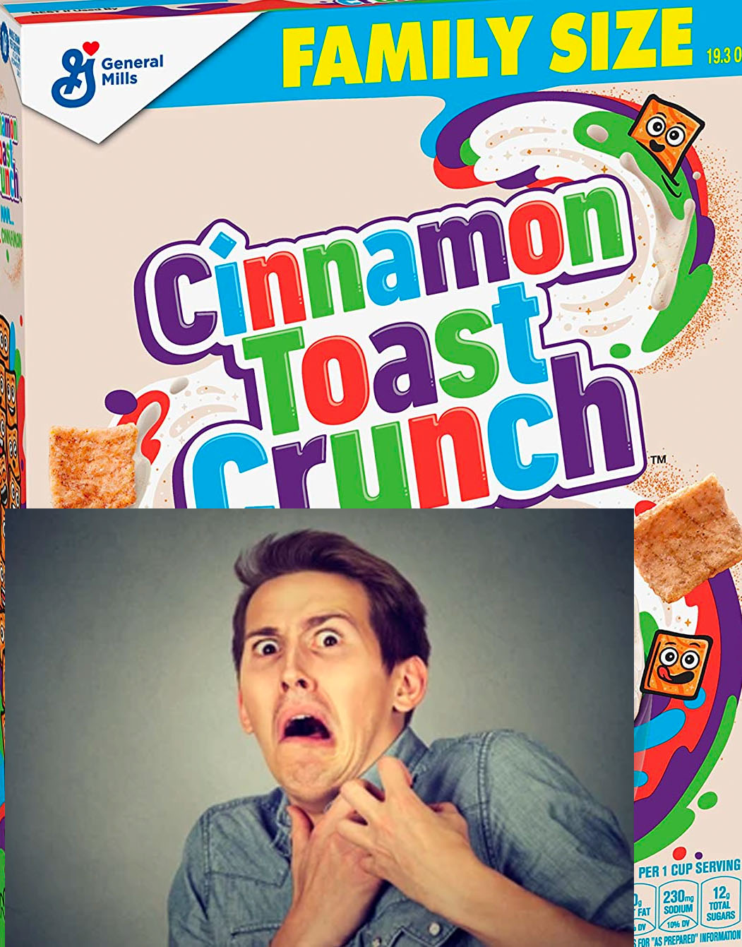 Cinnamon Toast Crunch No