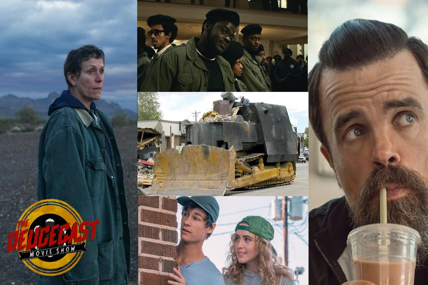 The Deucecast Movie Show #471: ReFlicktions The Modern Years