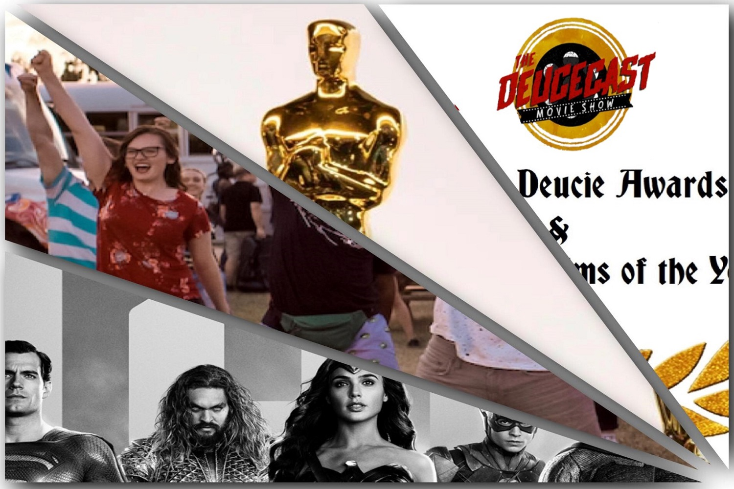 The Deucecast Movie Show #474: Zack Snyders See This Not That