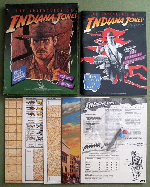 Indiana Jones Role Playing Game
