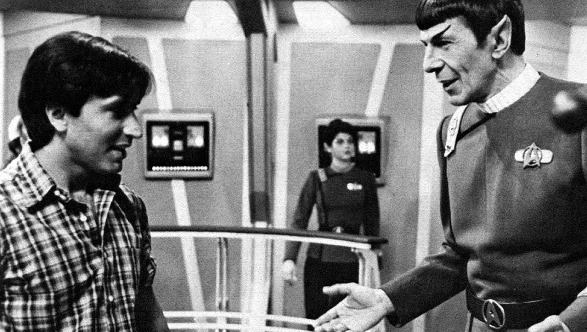 Nicholas Meyer Star Trek
